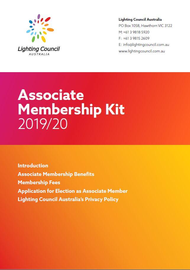 lighting council membership kit